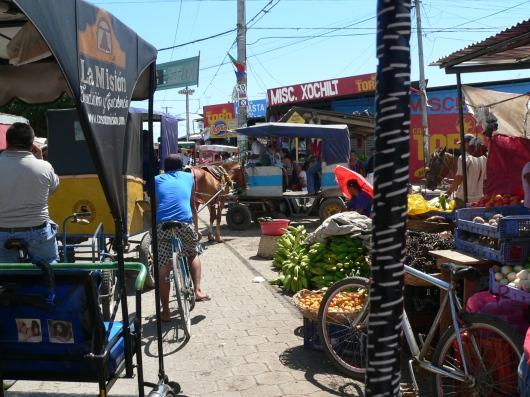 market in Rivas